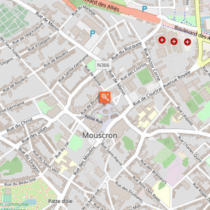 Chasse aux trésors Totemus - Mouscron - Escapade dans la Cité des Hurlus