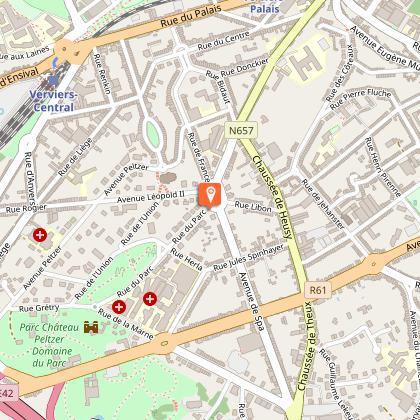Chasse au trésor Totemus - Verviers et ses 3 parcs, trésors naturels insoupçonnés !