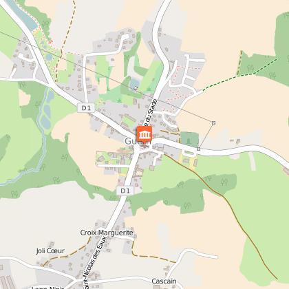 Bourg de Guern
