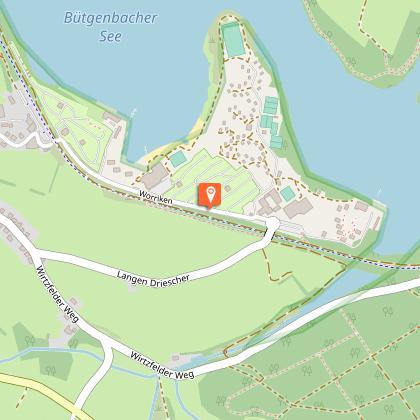 Lac de Bütgenbach
