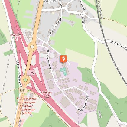Le village de Weyler