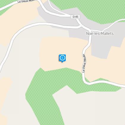 Direction Fontette, la Côte de Fontette, 0.7 km