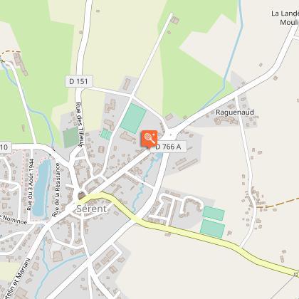Base VTT des Landes de Lanvaux