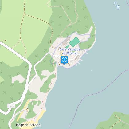 Base nautique de Bellecin