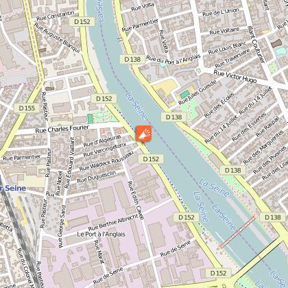 Escale de Vitry sur Seine