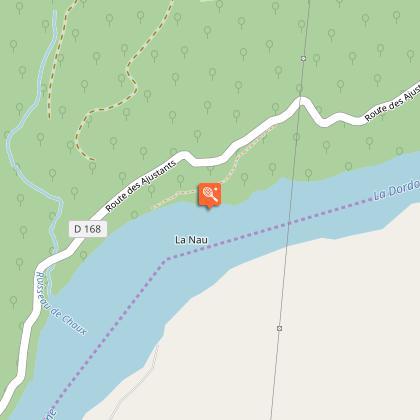 Balades en bateau à moteur sur la Dordogne