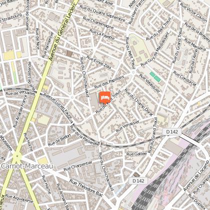 B & B Limoges Gare