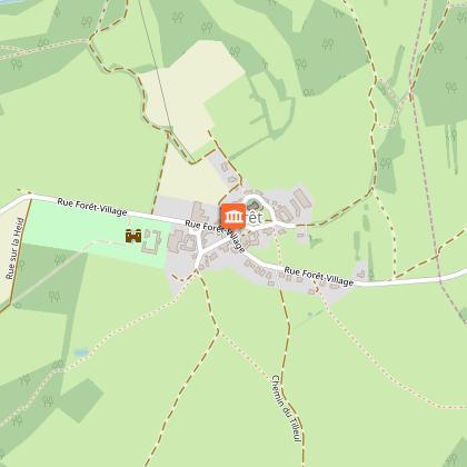 Place Foret-Village
