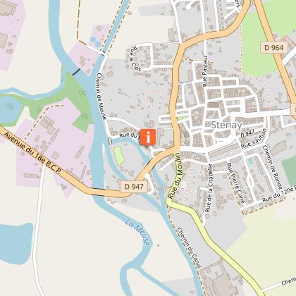 Bureau d'Information Touristique de Stenay