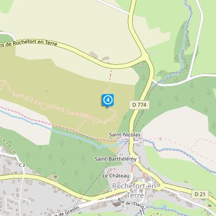 Point d 39 int r t rochefort en terre les gr es pluherlin - Office du tourisme rochefort en terre ...