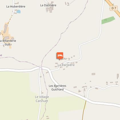Meublé de tourisme > La Parisière