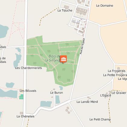 Bois de la Sillandais