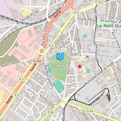 Point 8 : Parc des Chartreux