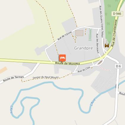 Domaine de Montflix, chambres d'hôtes en Argonne, élevage de chevaux, sentiers de randonnée. Accueil Motards.