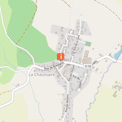 MAIRIE DE LA CHAUSSAIRE