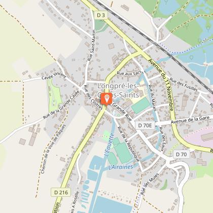 Moulin à Eau de Longprés-les-corps-saints