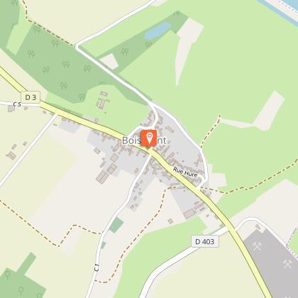 Eglise Saint-Martin - Boismont