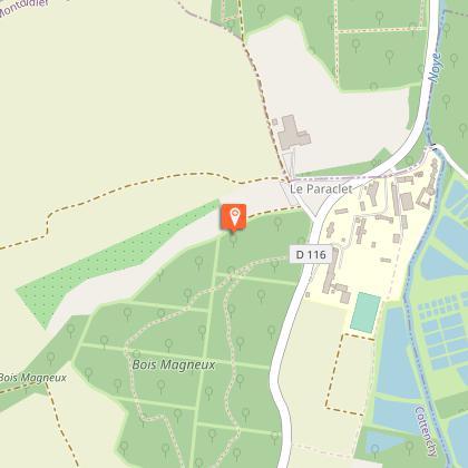 Bois Magneux et de Fau Timon
