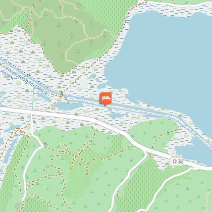 Point de localisation