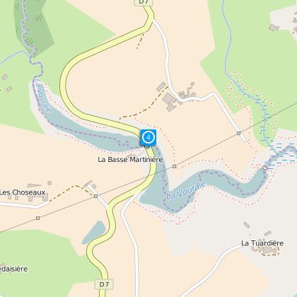 Départ possible à La Martinière