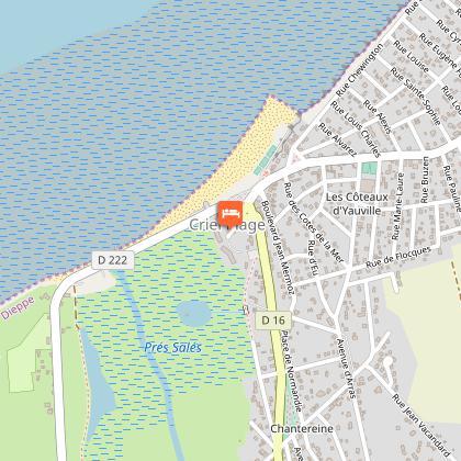 Appartement - Résidence Domaine de la plage