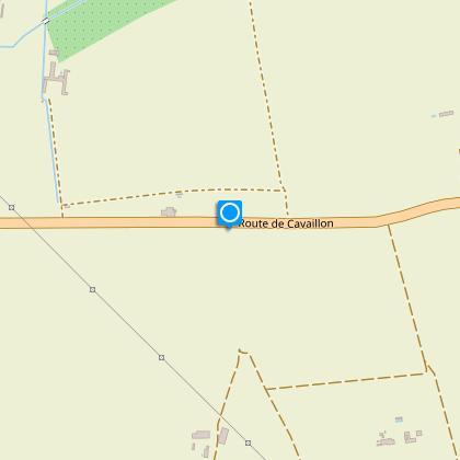 Retour sur Mas Grimaud à 2,5km par la D99