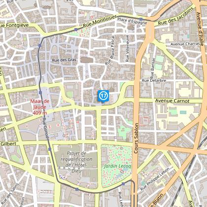 Tournez à gauche rue Abbé-Girard