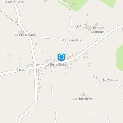 DEPART DU CIRCUIT COURT POUR 9,6 km