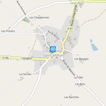 Village de Lourdoueix St Michel