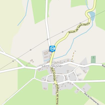 Village de Saint Sauvier