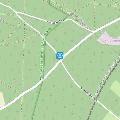 Route de Bourron-Marlotte