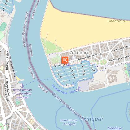 Bateau Hendayais II - Promenades en mer