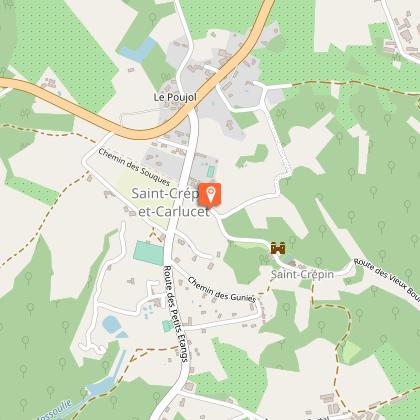 Village de Saint-Crépin-et-Carlucet