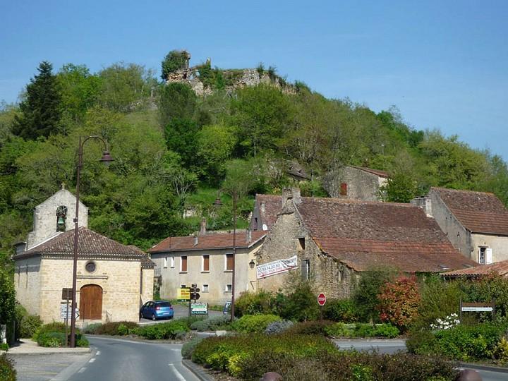 Boucle de Badefols sur Dordogne - Badefols sur ...