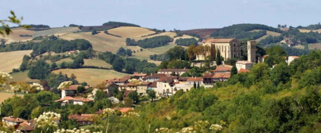 CASTELNAU-BARBARENS : LE CHEMIN DU BOIS BEDAT