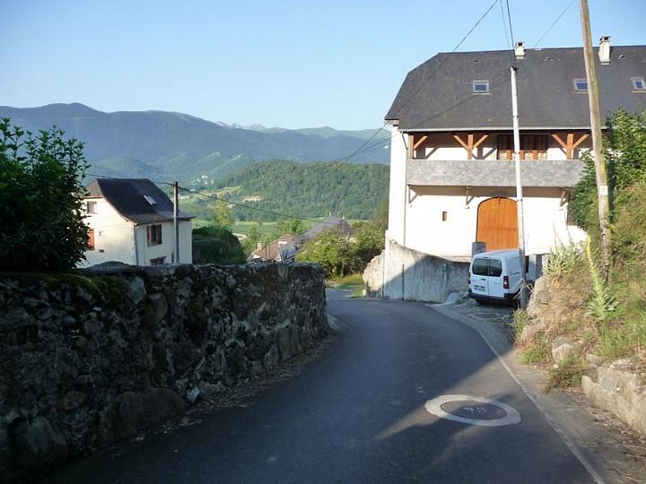 Le Chemin de Piémont de Arudy à Oloron-Sainte- ...