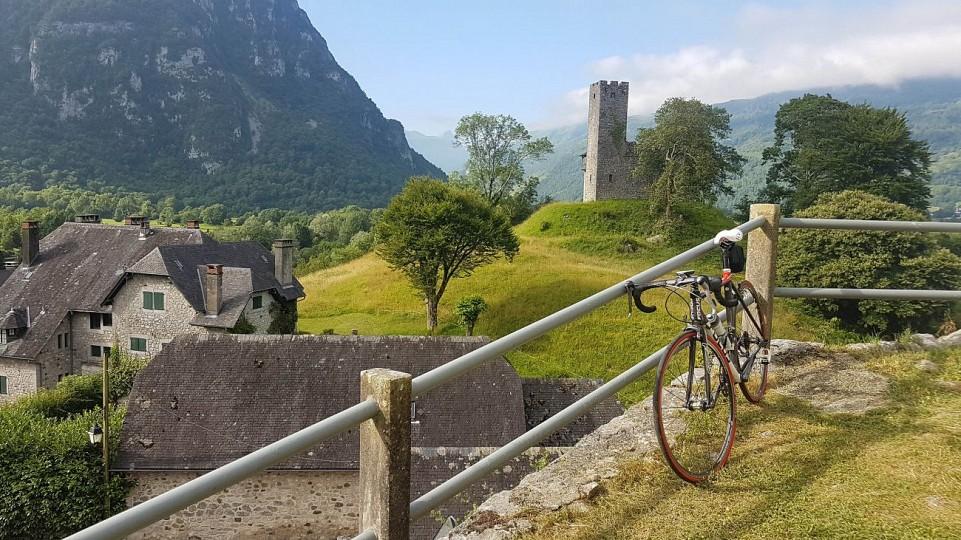 Le tour de la vallée d'Ossau en VAE