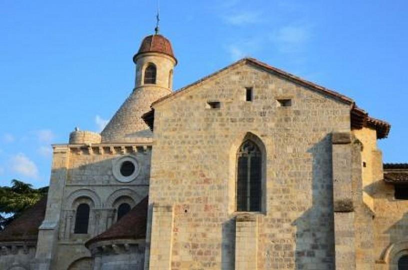 Du Prieuré de Moirax à l'église Sainte-Marie d ...