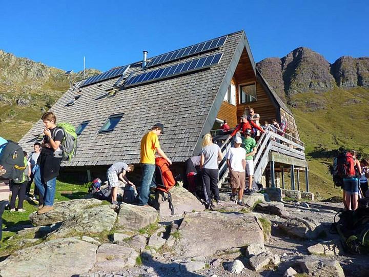Ayous, la belle vie en refuge de montagne