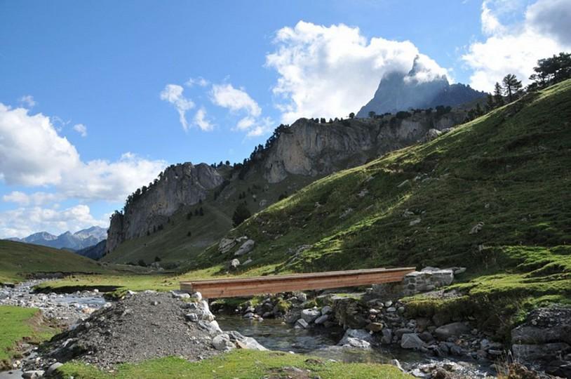 GR 108 De Gabas au Col du Somport
