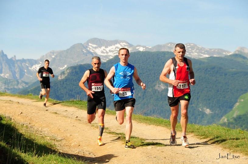 L'Ossaloise : 3ème épreuve du Challenge d'Ossau