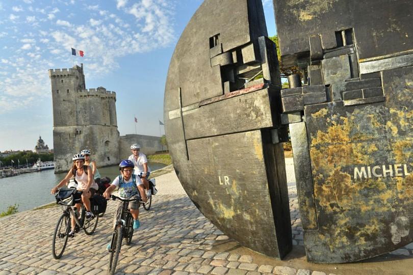 La Vélo Francette, Marans La Rochelle