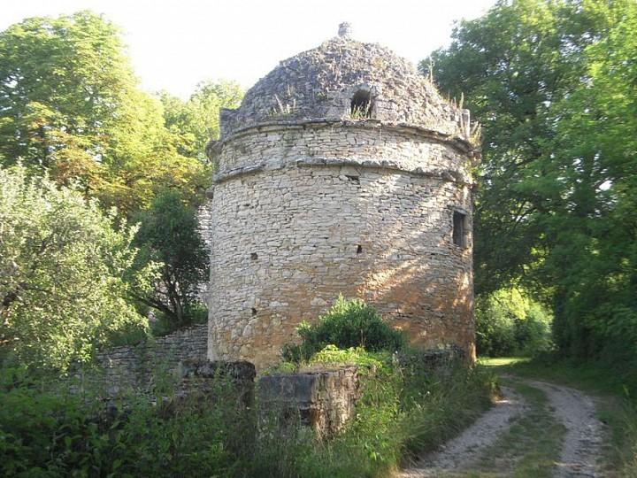 Circuit vélo des Villages médiévaux de la Vall ...