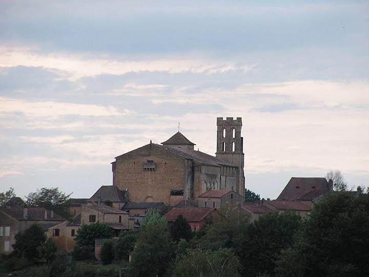 Boucle des Pèlerins - Saint Avit Sénieur