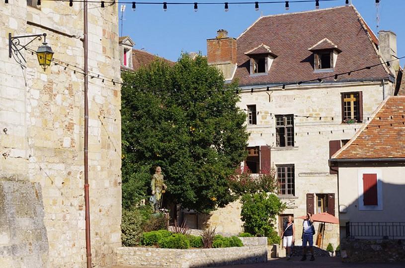 Boucle de la vieille ville à Bergerac