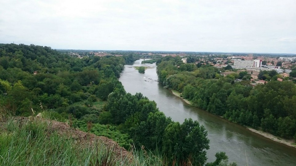 Ma Via Garona, de Toulouse à Carbonne