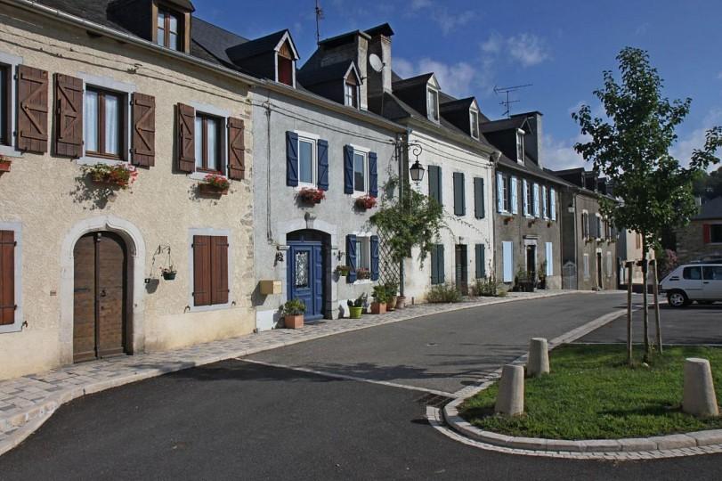 Circuit patrimoine de la bastide à Rébénacq en ...