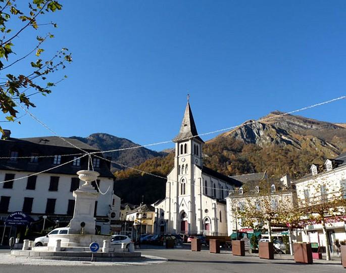 Circuit patrimoine de l'eau à Laruns en Vallée ...