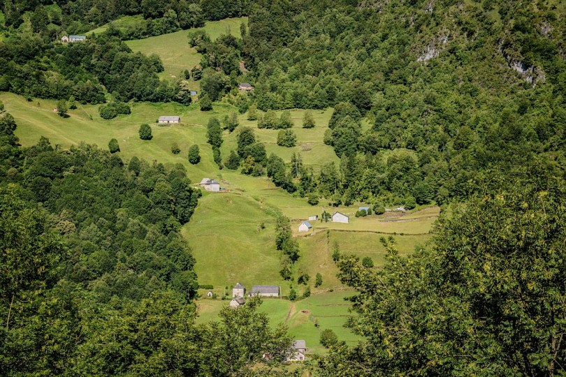 Les mines de Baburet aux Eschartès en Vallée d ...