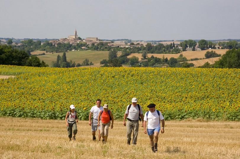 Sentier des Quatre Châteaux